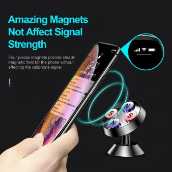 phone holder magnetic